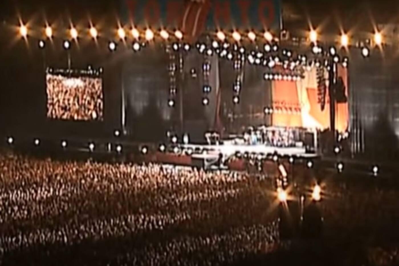 sars concert toronto