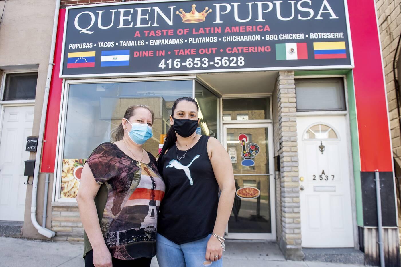 Queen Pupusa