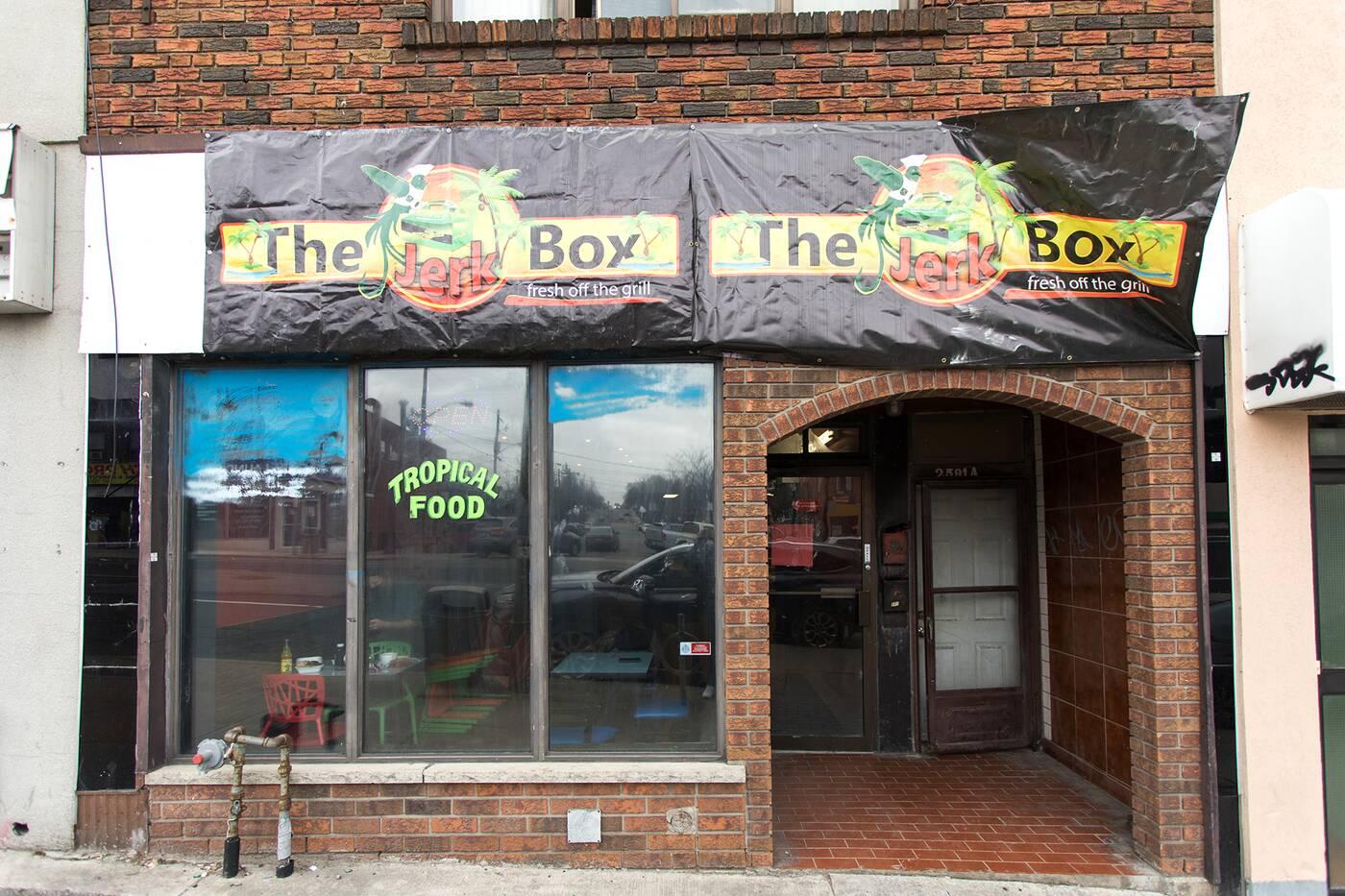The Jerk Box Toronto