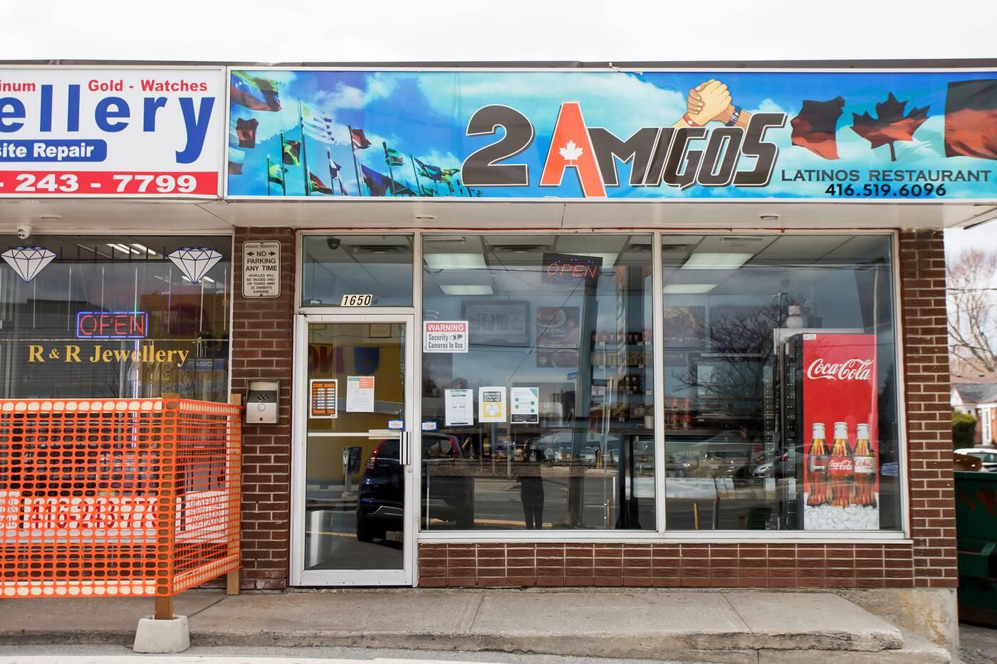 2 Amigos Toronto