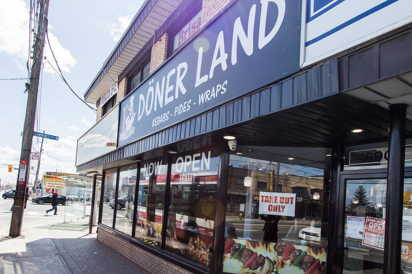 Donerland Toronto