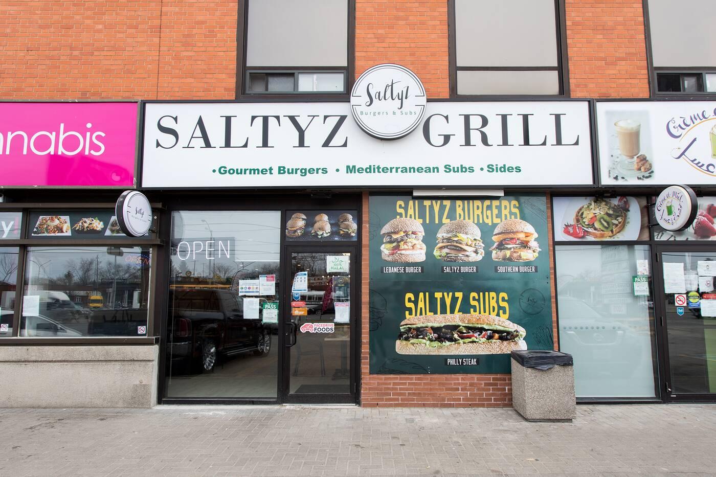 Saltyz Grill Toronto