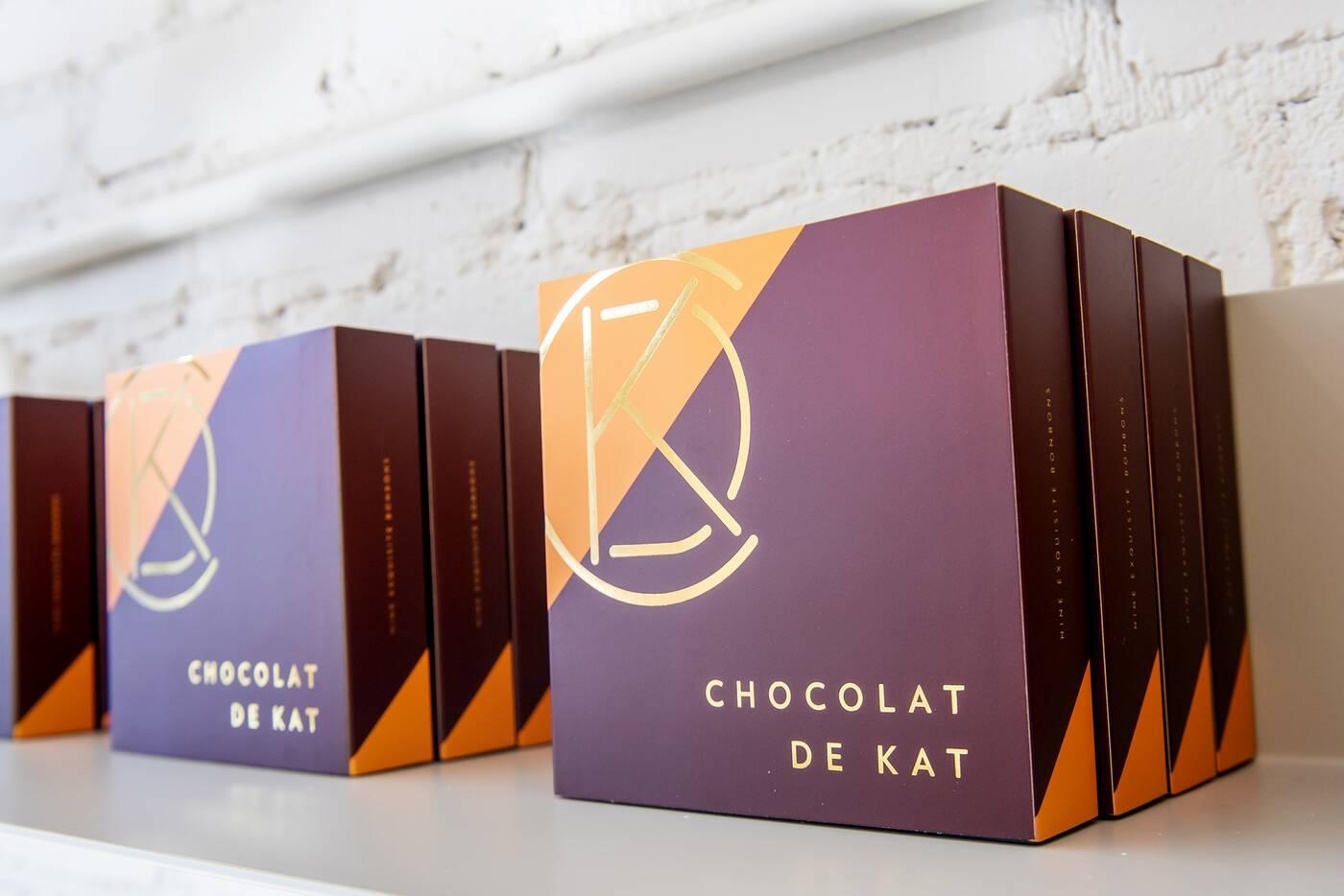 chocolat de kat