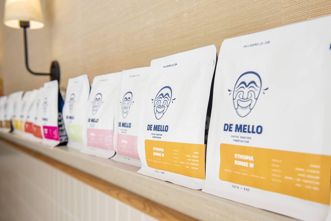 de mello coffee