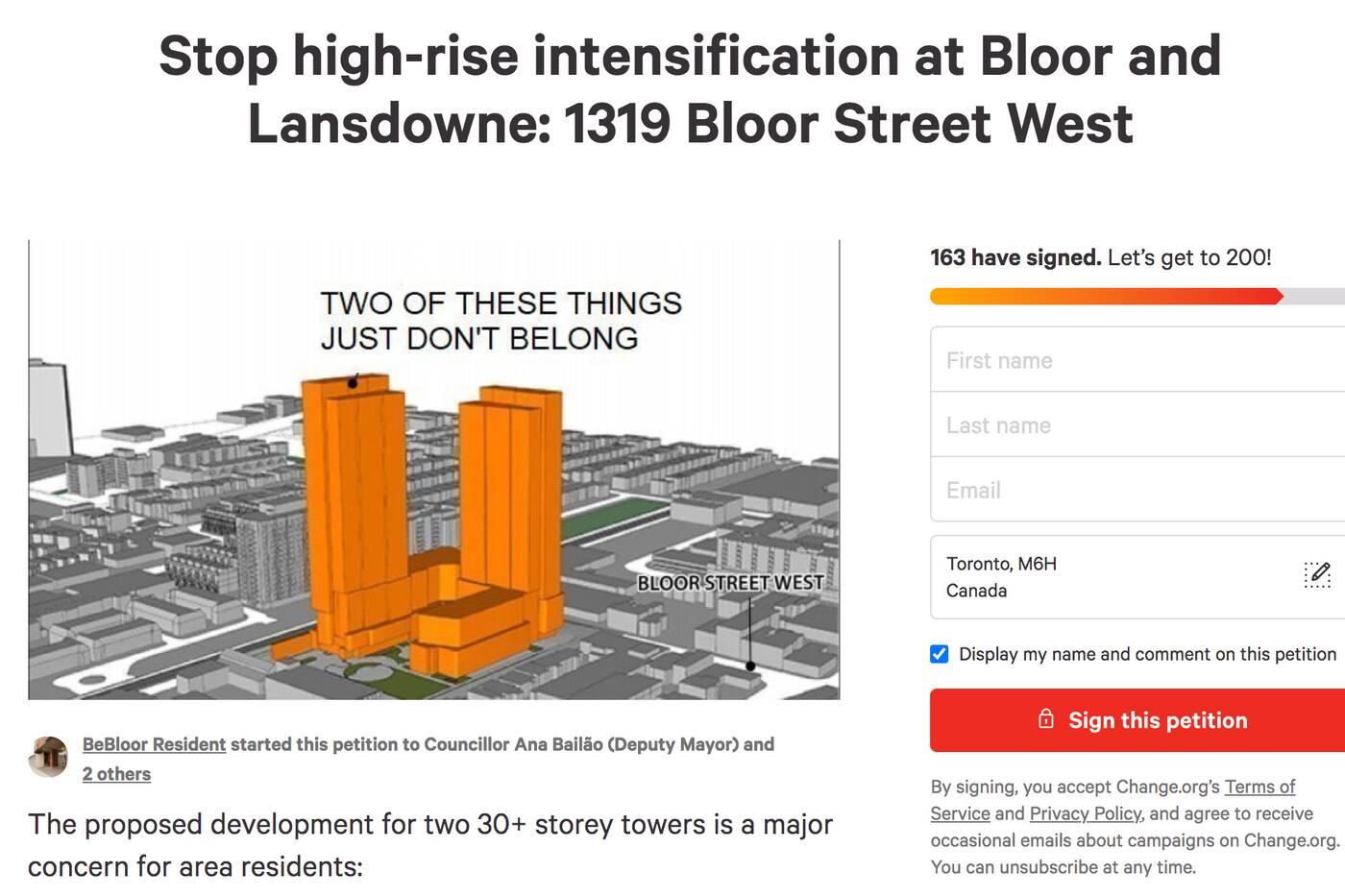 1319 bloor street west