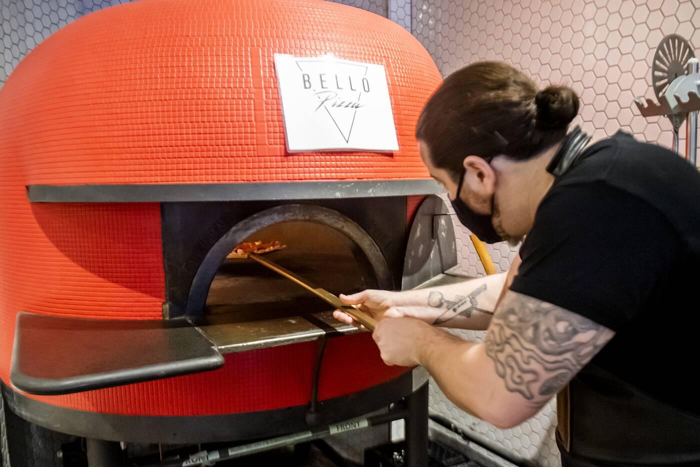 bello pizza toronto