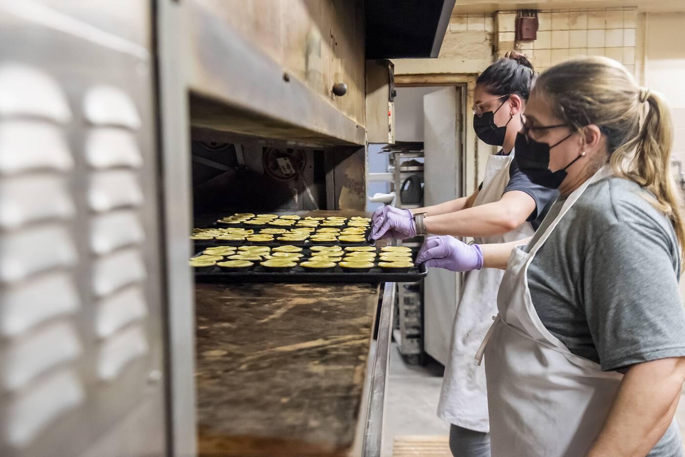 Venice Bakery Toronto