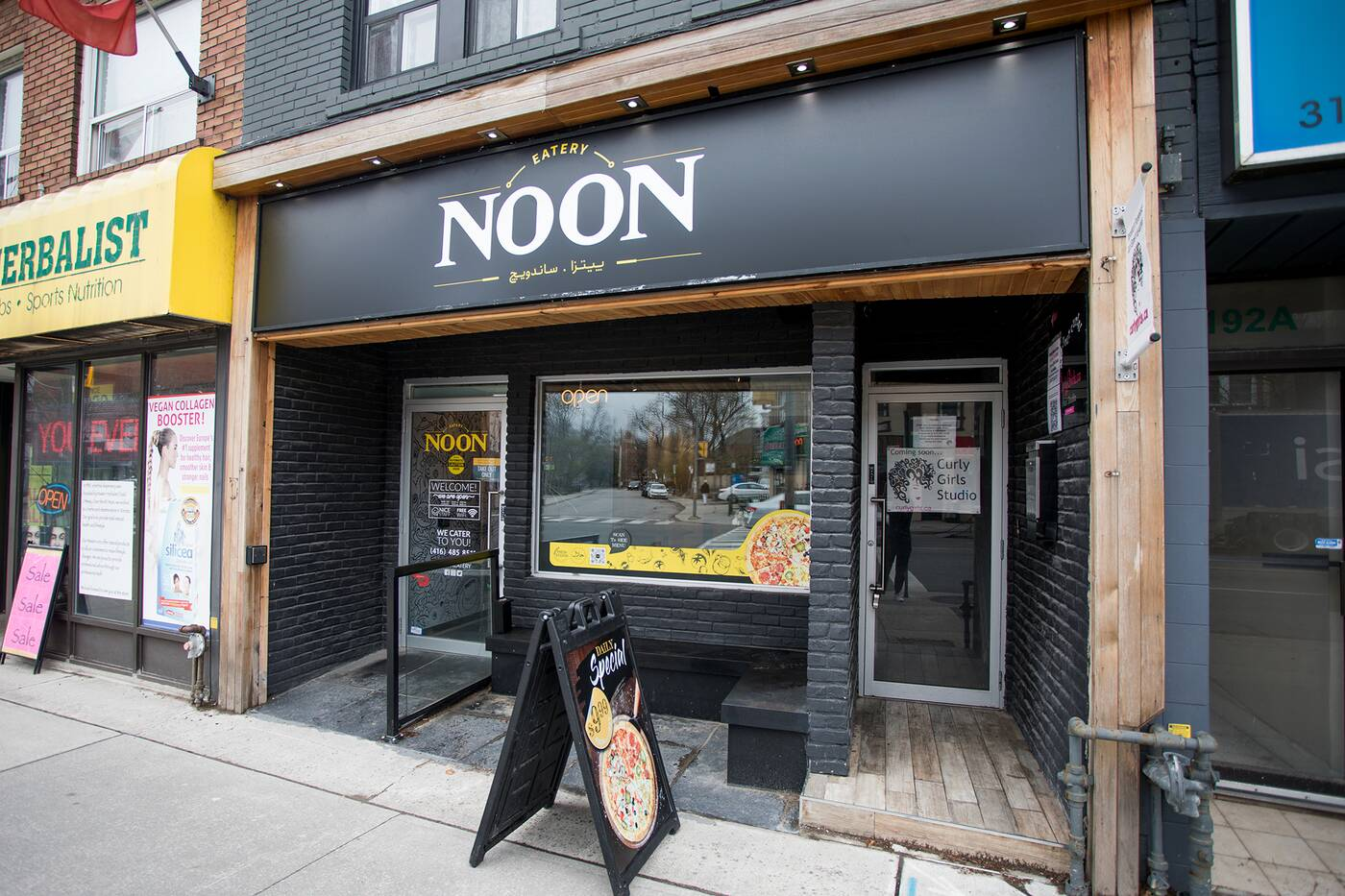 Noon Eatery Toronto