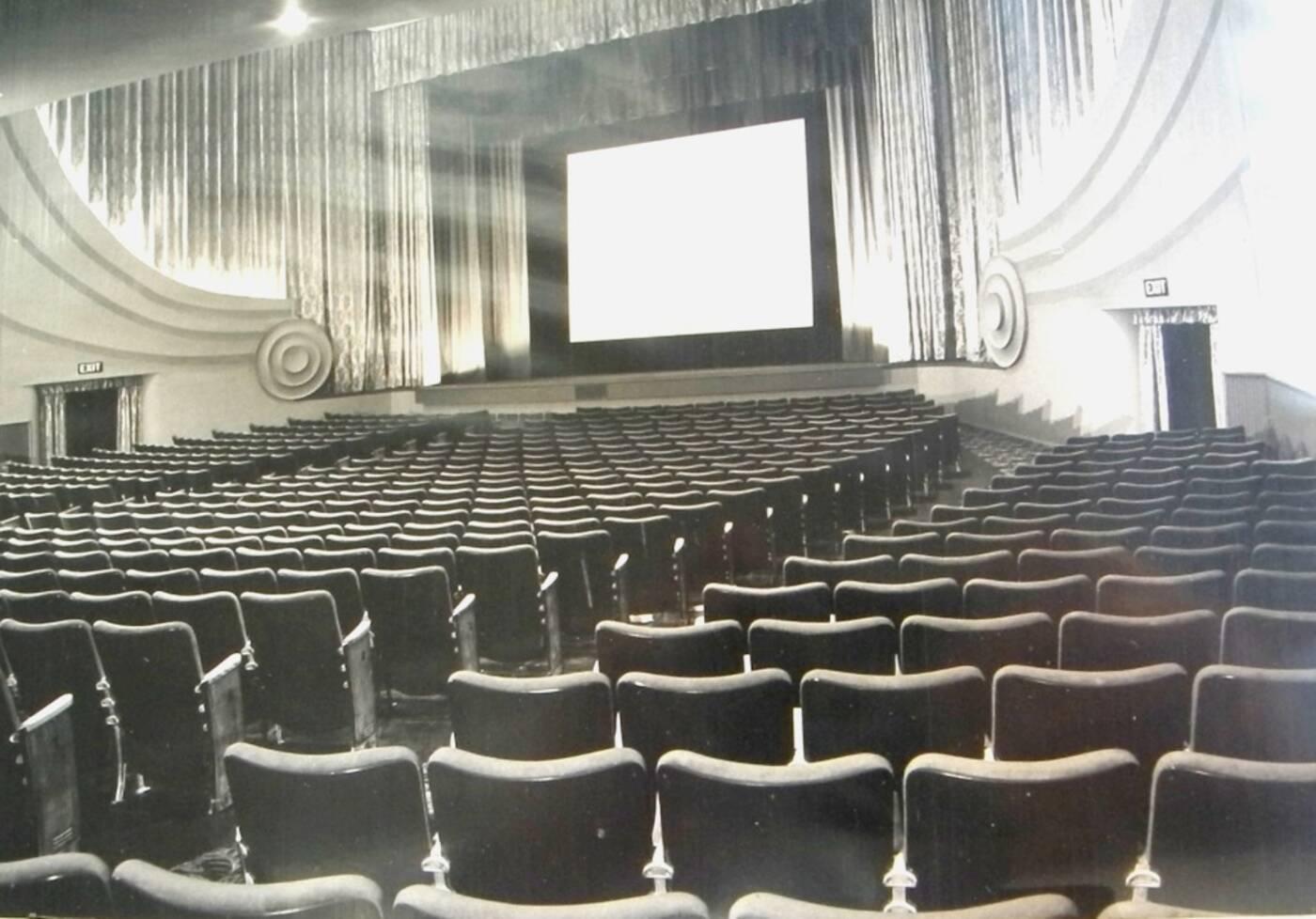 odeon Danforth theatre