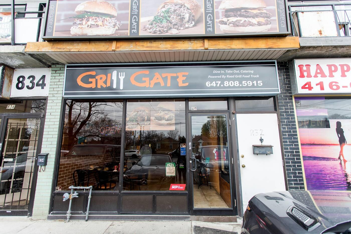 Grill Gate Toronto
