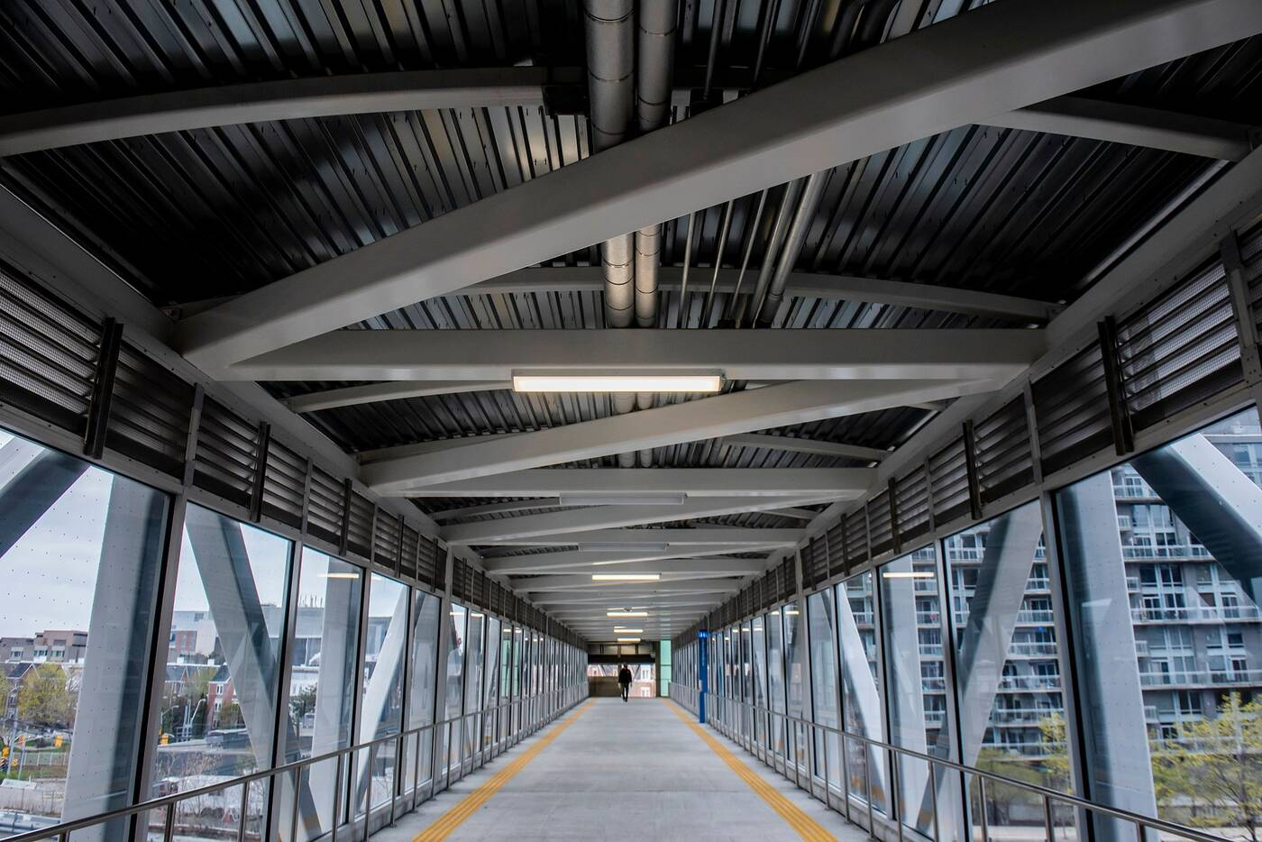 king liberty pedestrian bridge