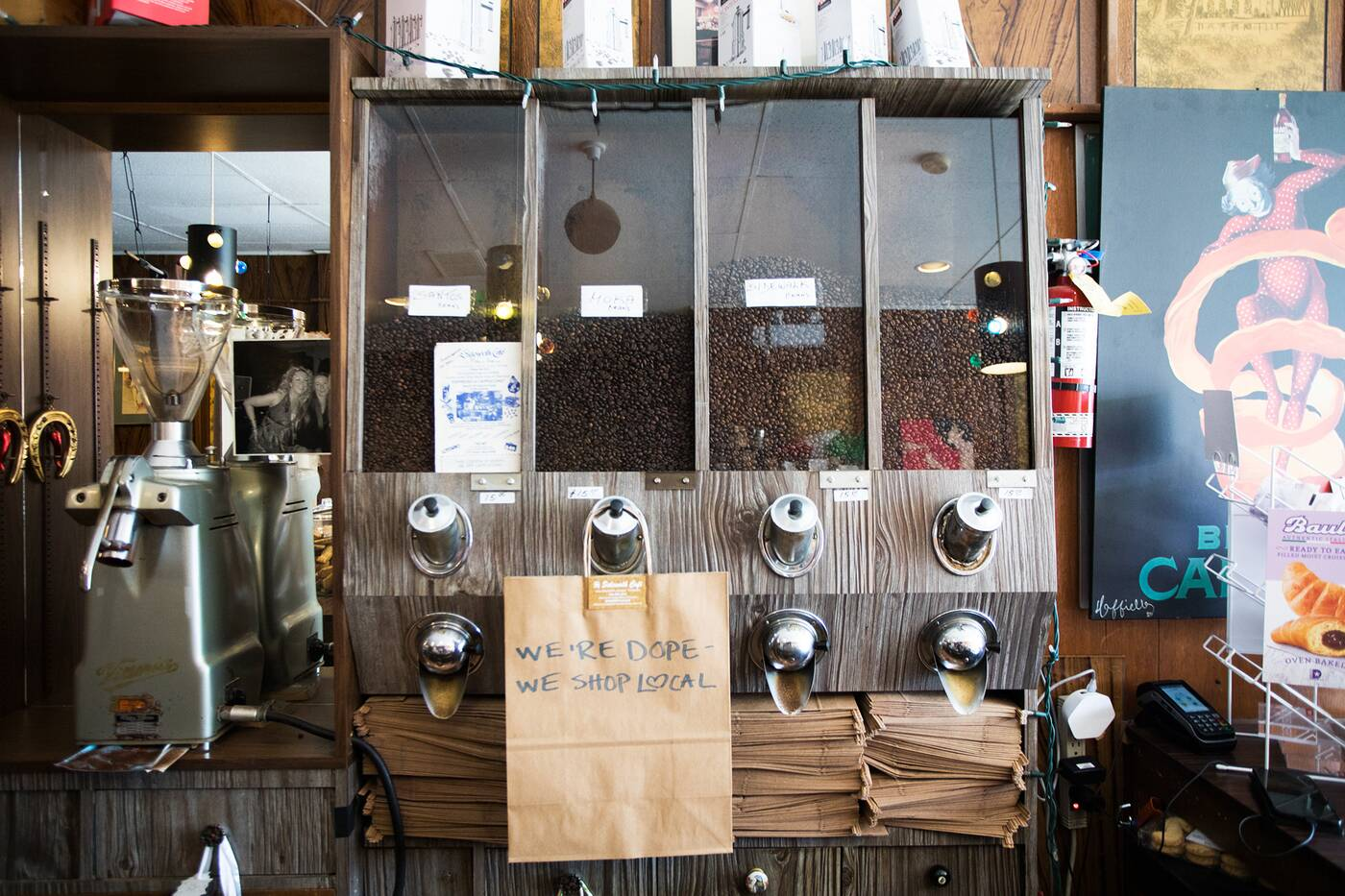 tm sidewalk cafe toronto