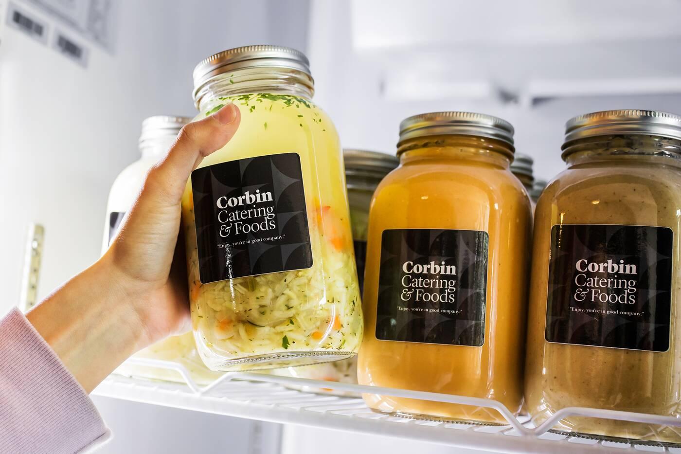 corbin catering and foods toronto