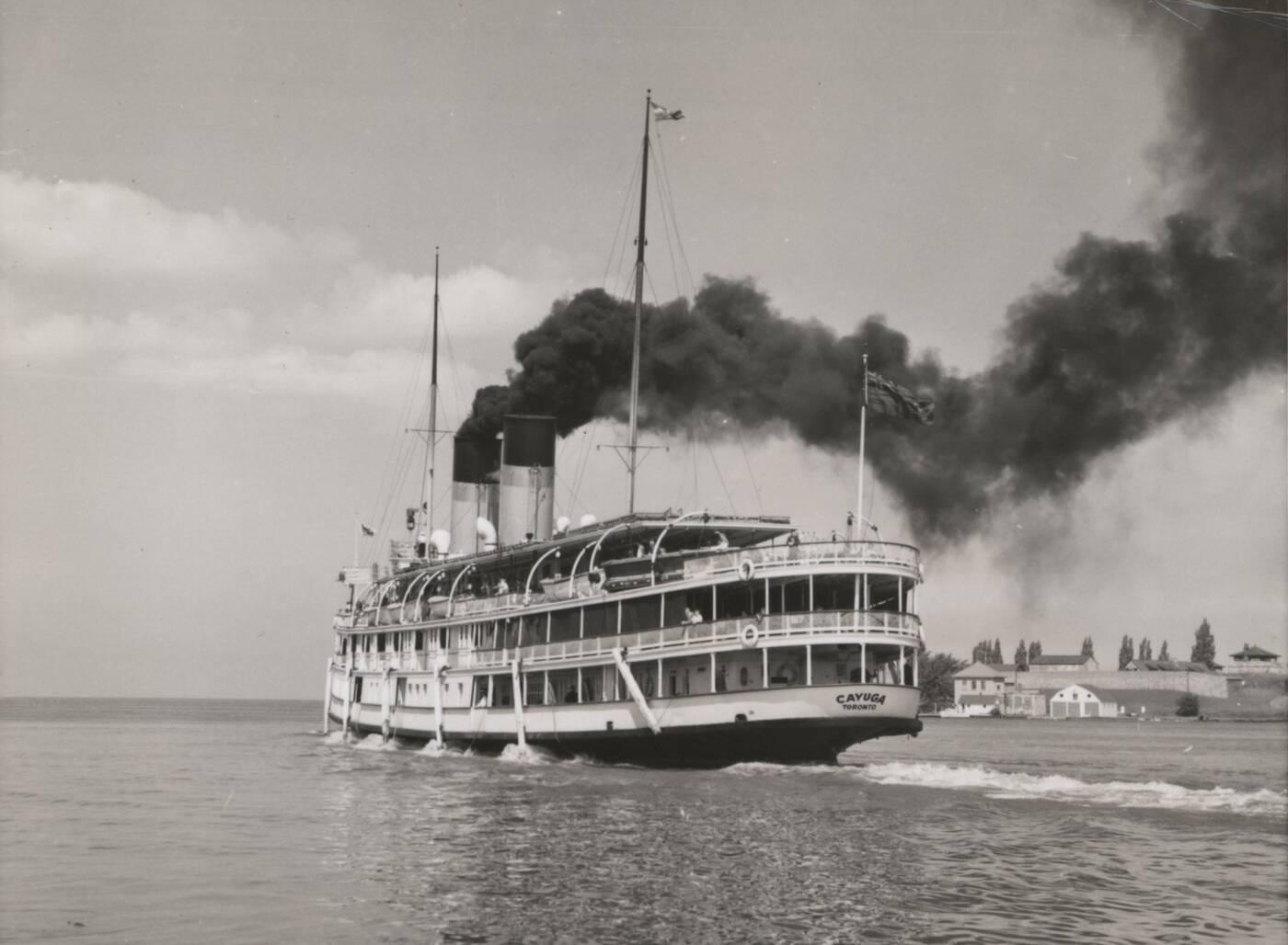 cayuga steamship