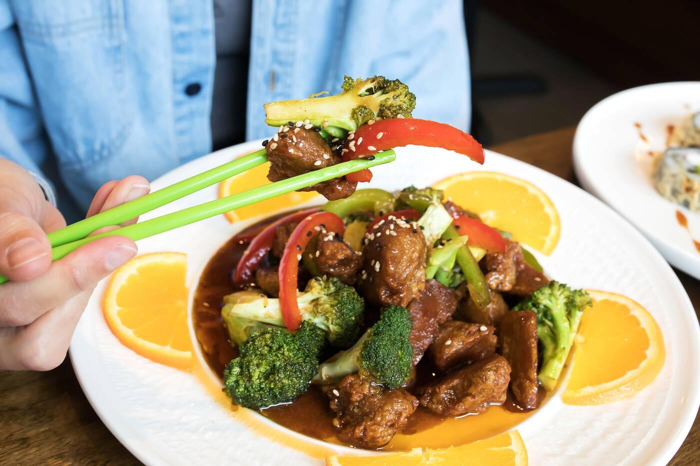 Tenon Vegan Sushi Toronto