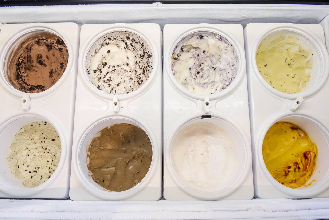Ice Cream Gelato Toronto