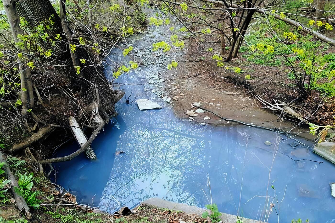 toronto stream blue