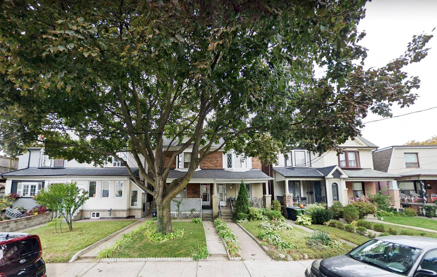 316 campbell ave toronto