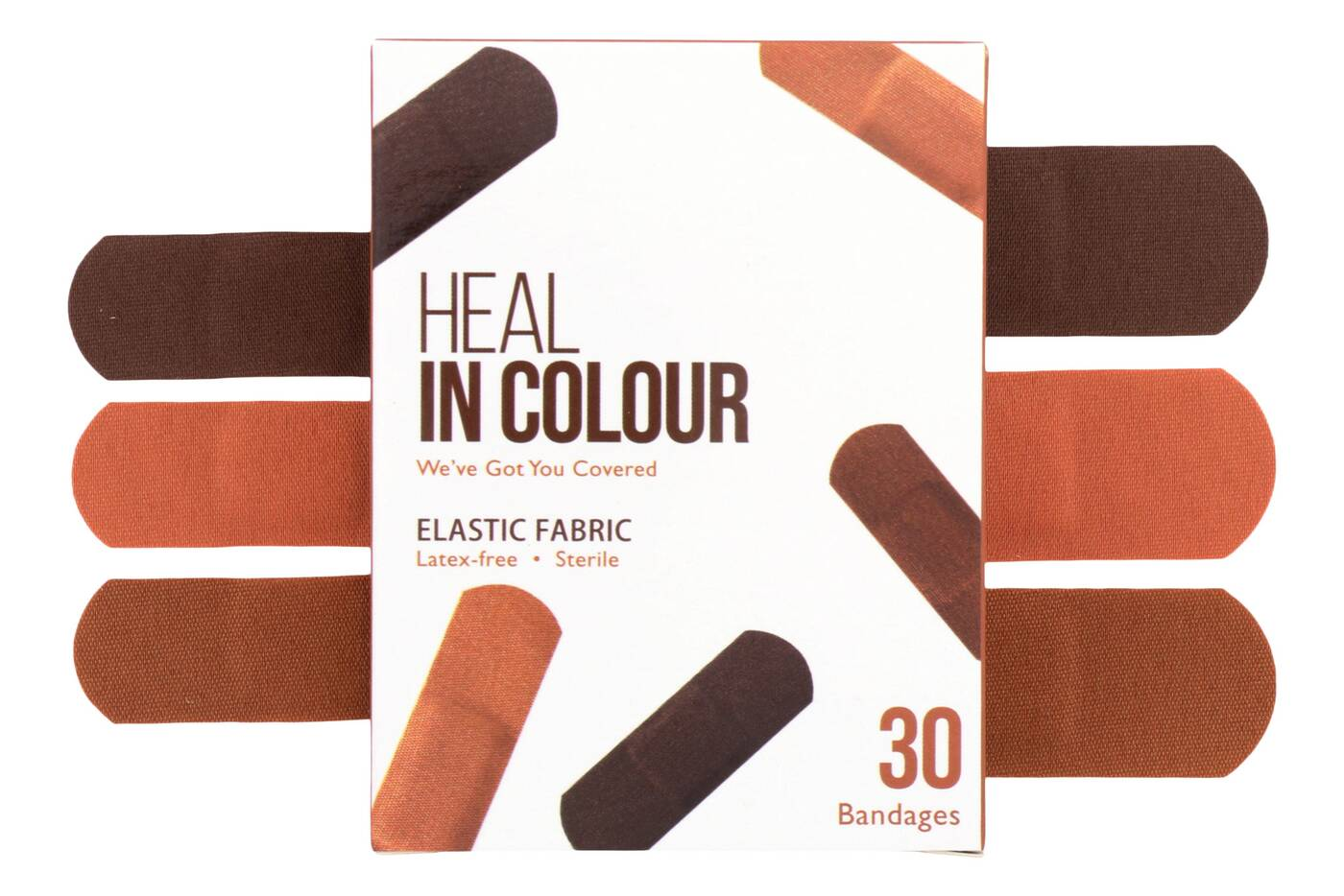 heal in colour