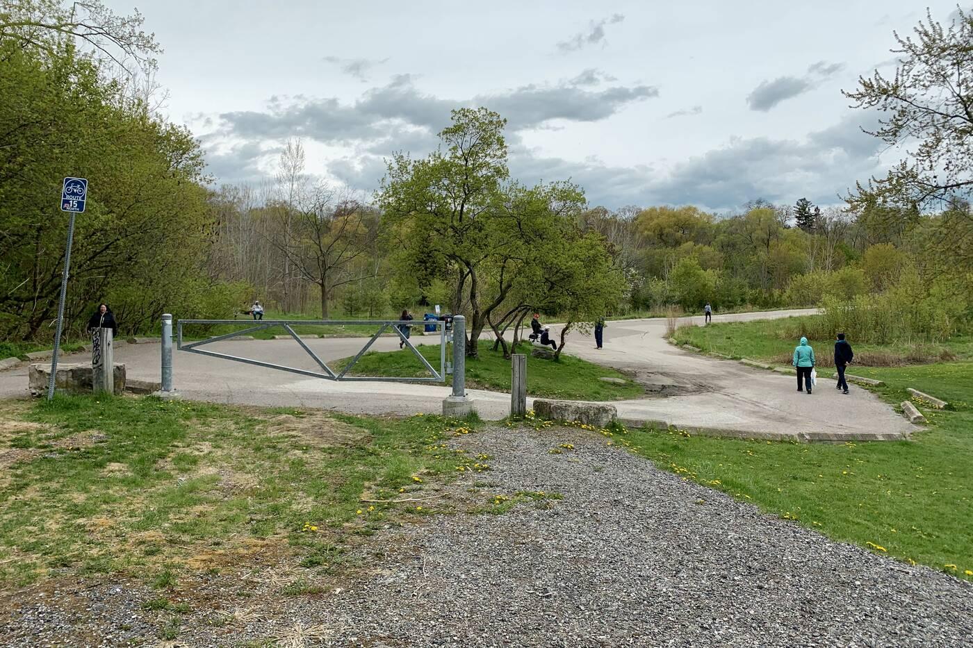 kings mill park