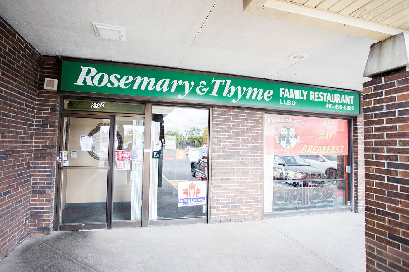 rosemary and thyme toronto