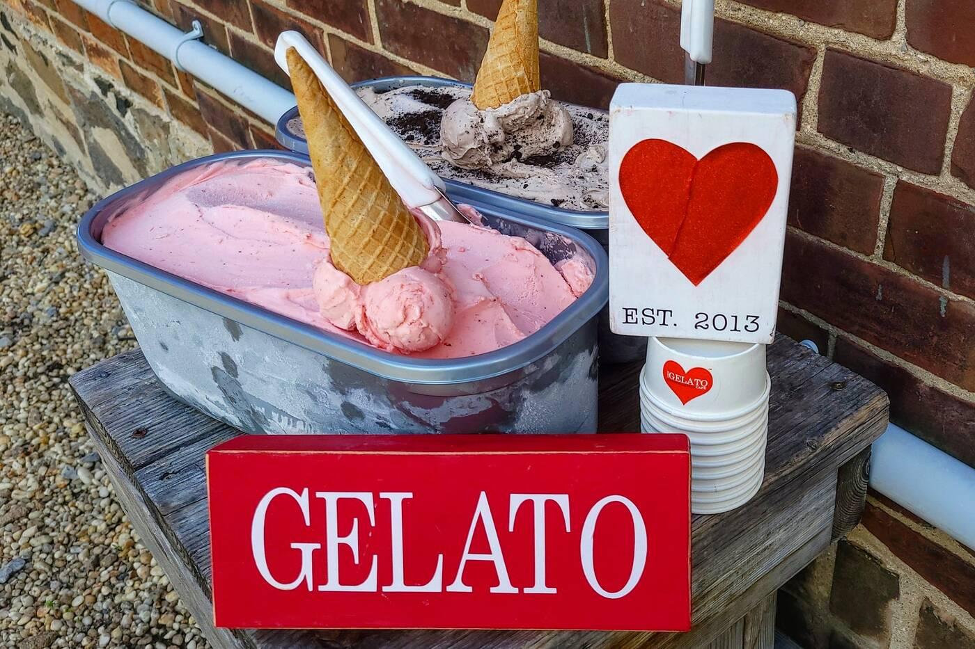 love gelato markham