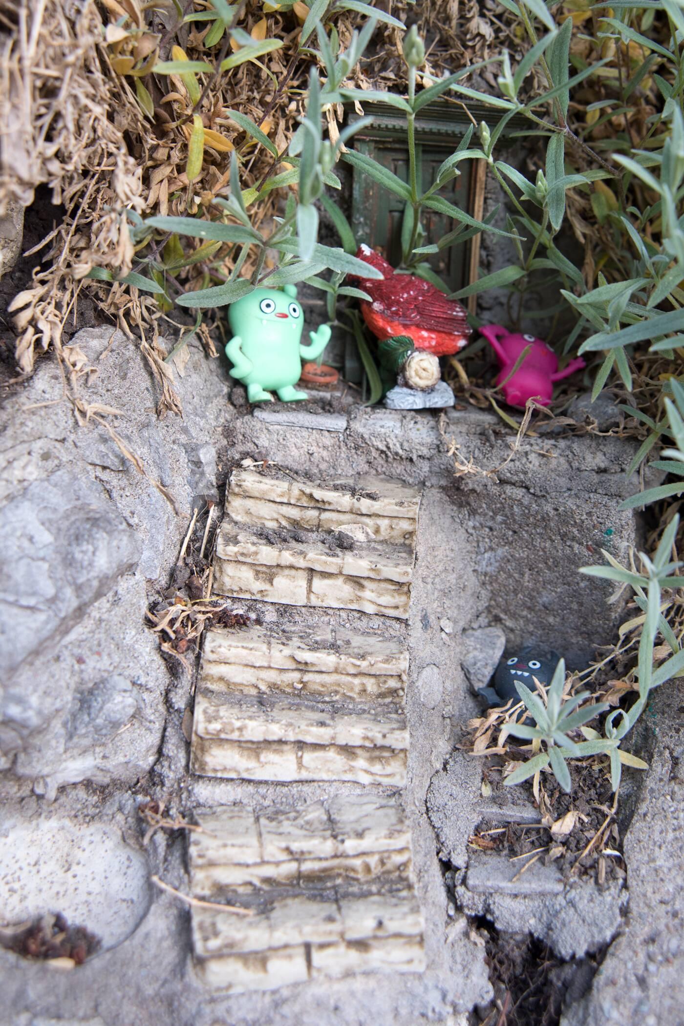 fairy door map toronto