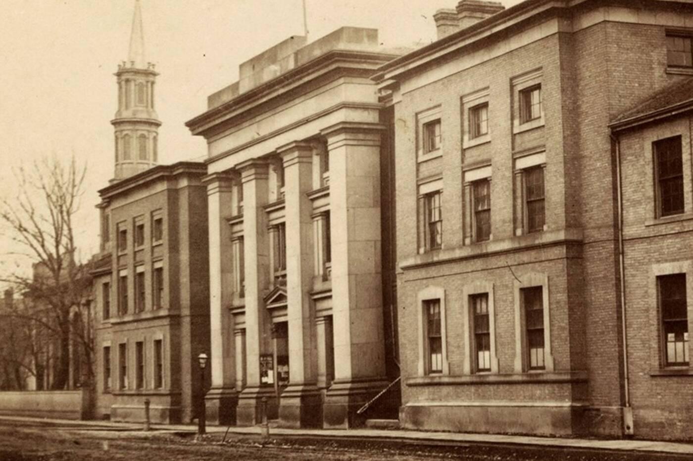Adelaide Street Court House Toronto
