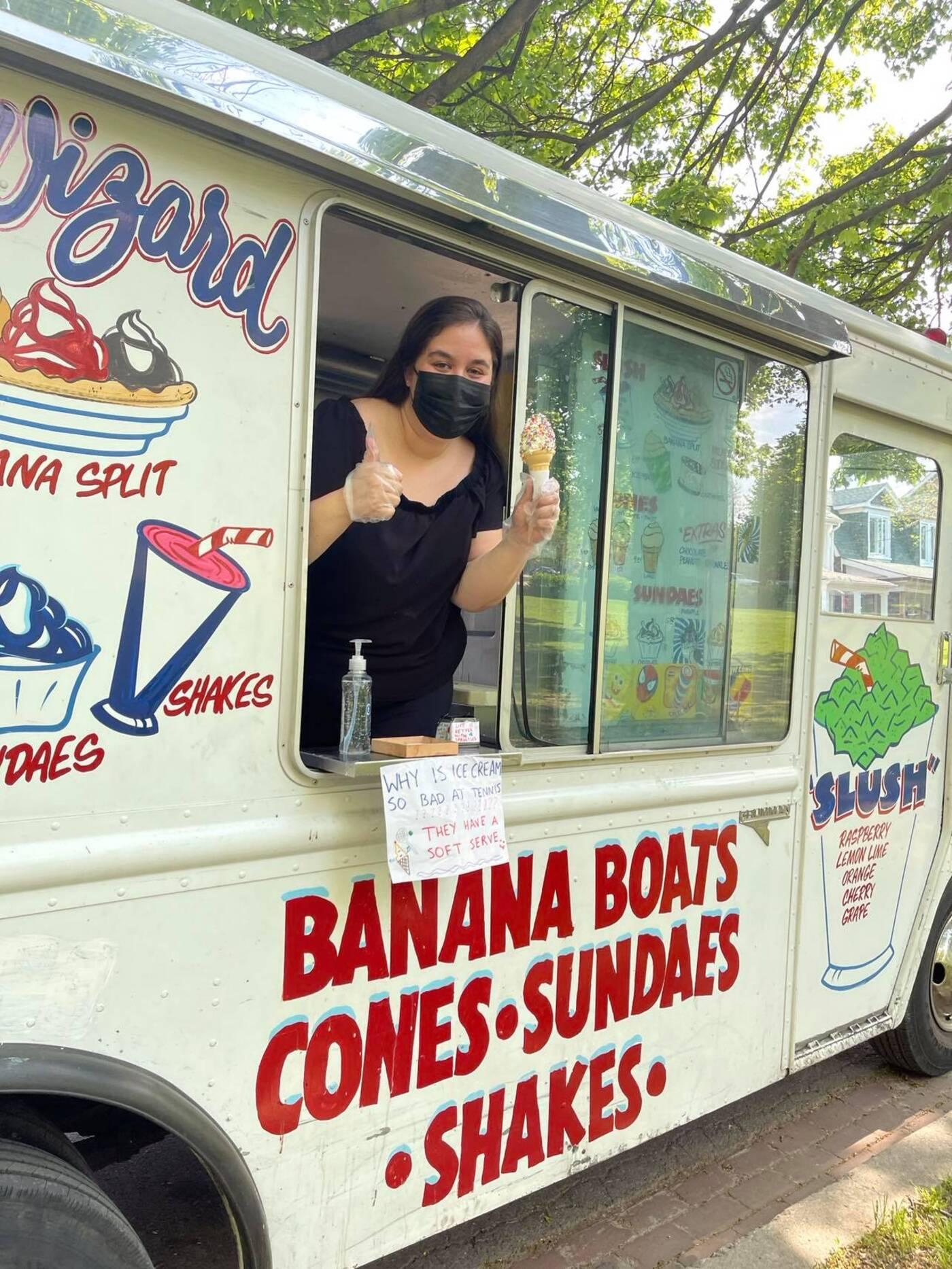 toronto ice cream truck