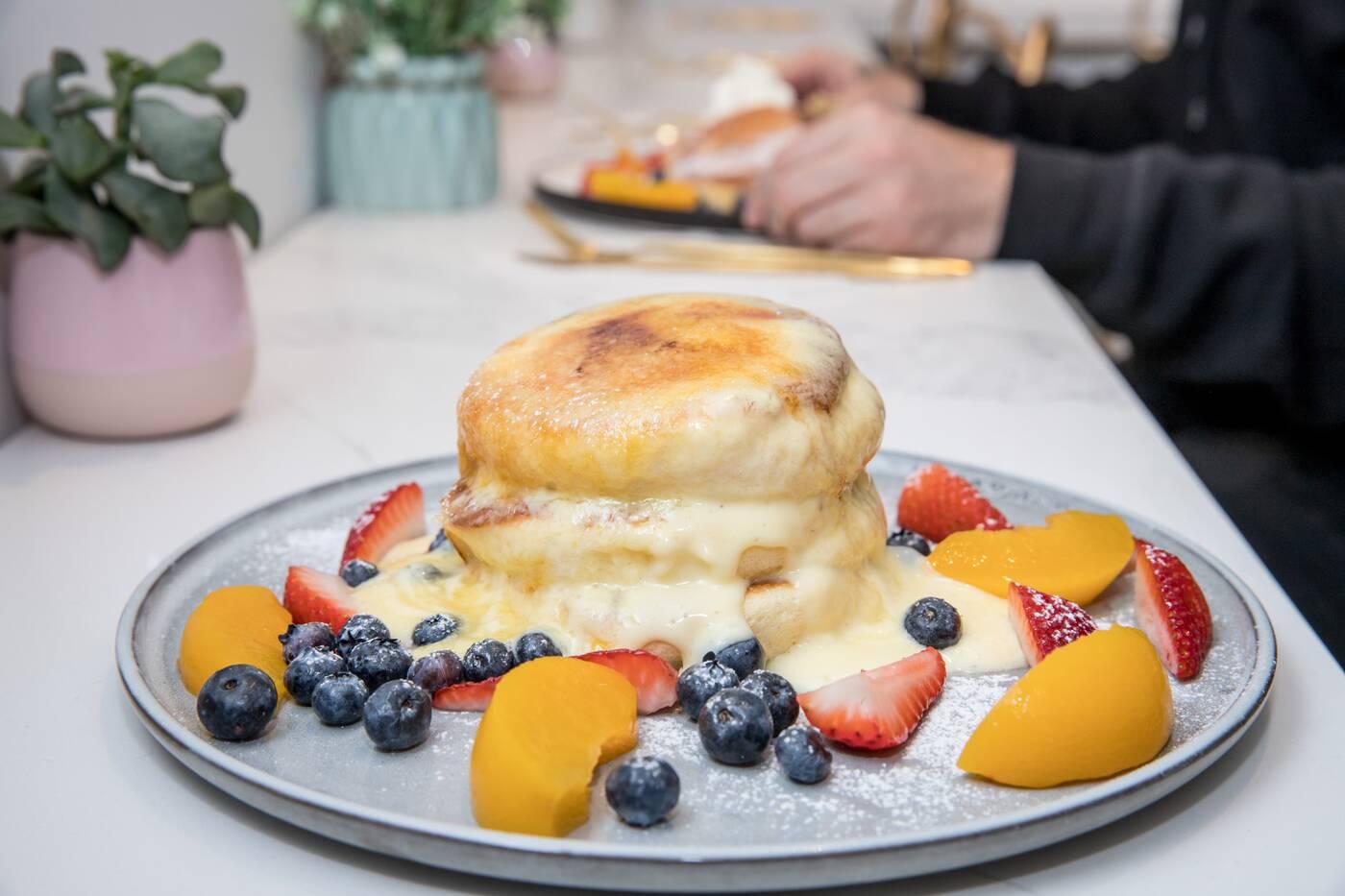 Souffle Pancakes Toronto