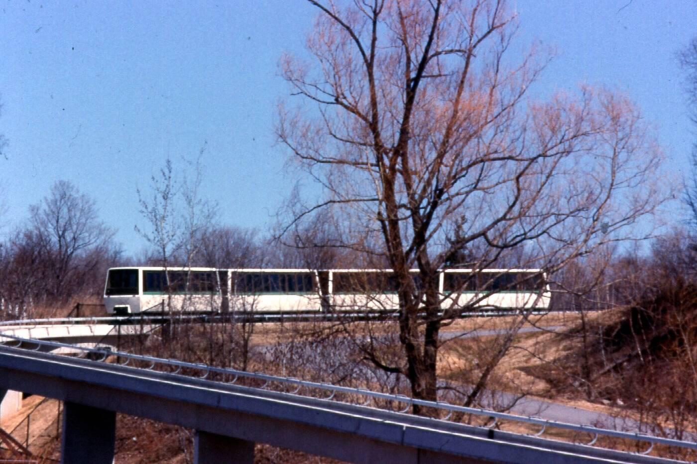 toronto Zoo Monorail