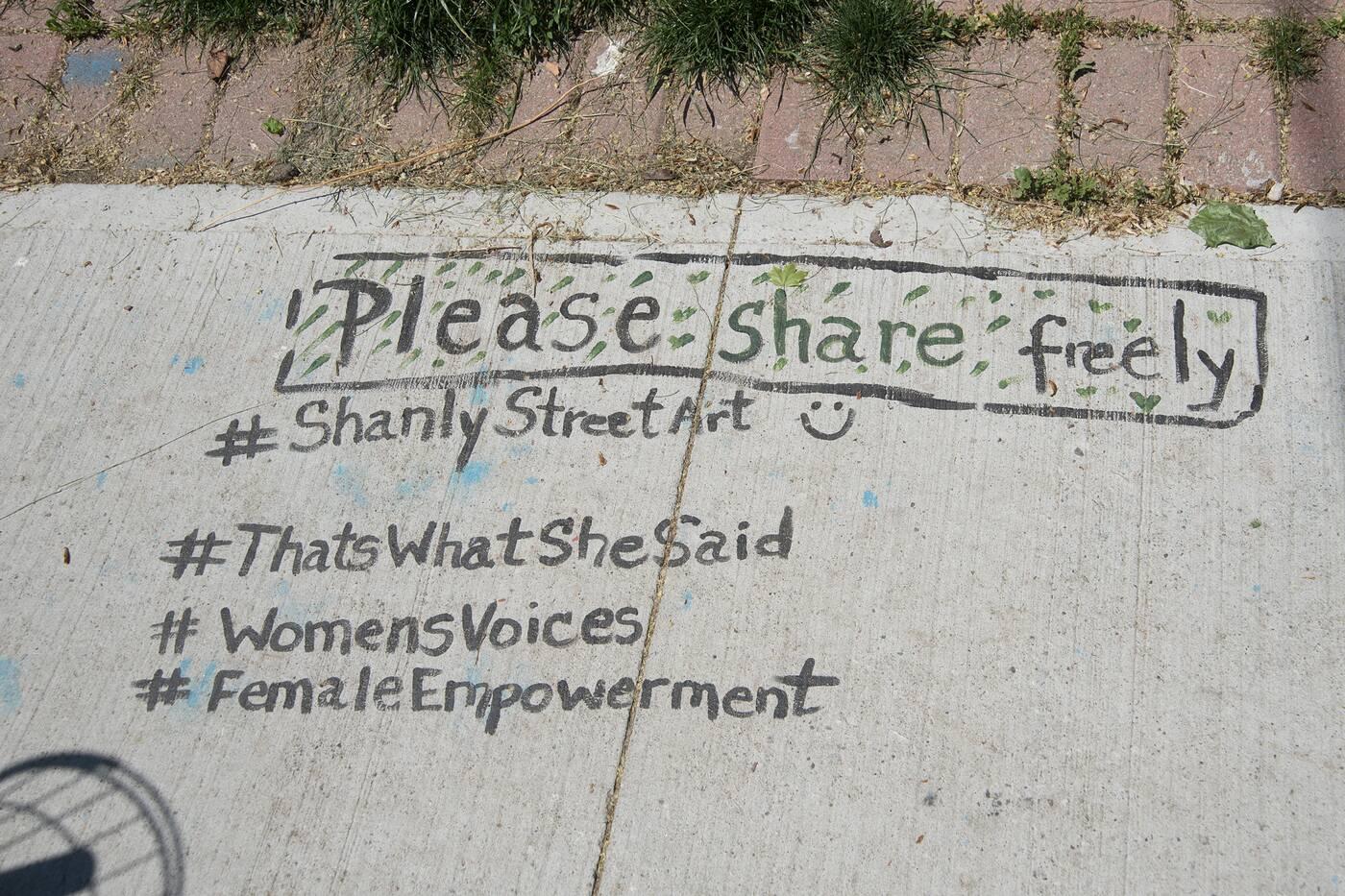shanly street art