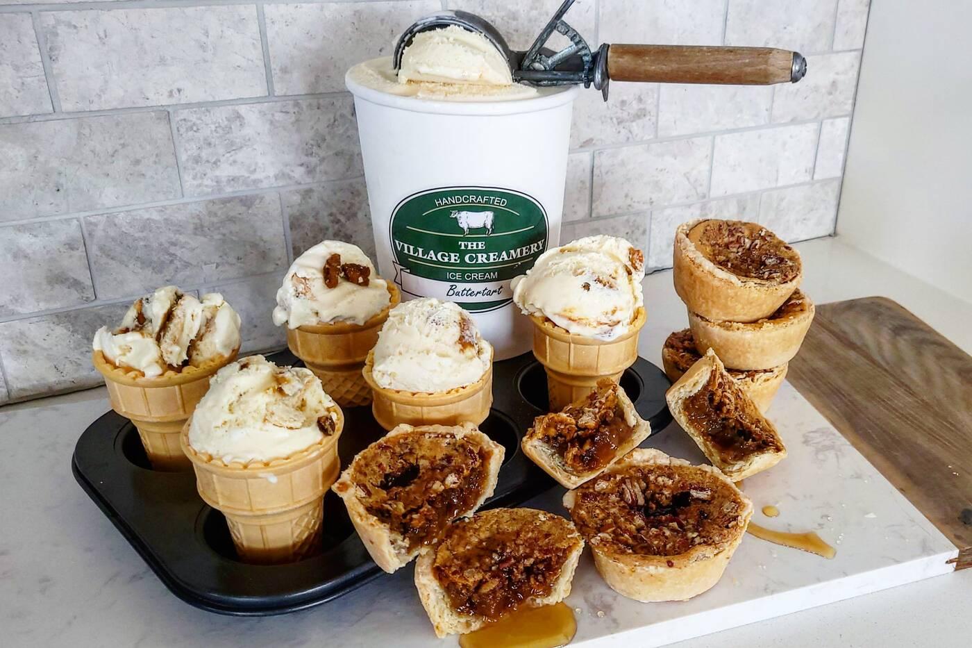 village creamery markham