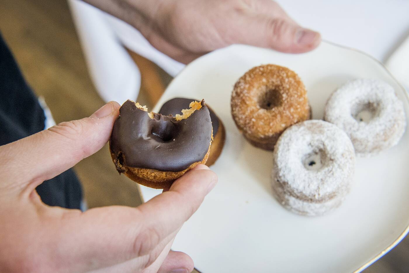 Vegan Donuts Toronto