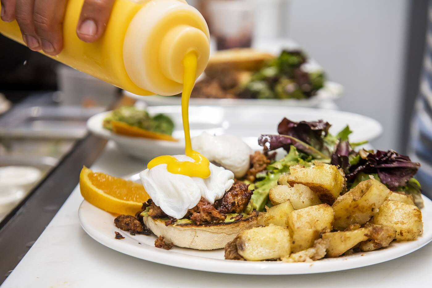 Huevos Gourmet Toronto