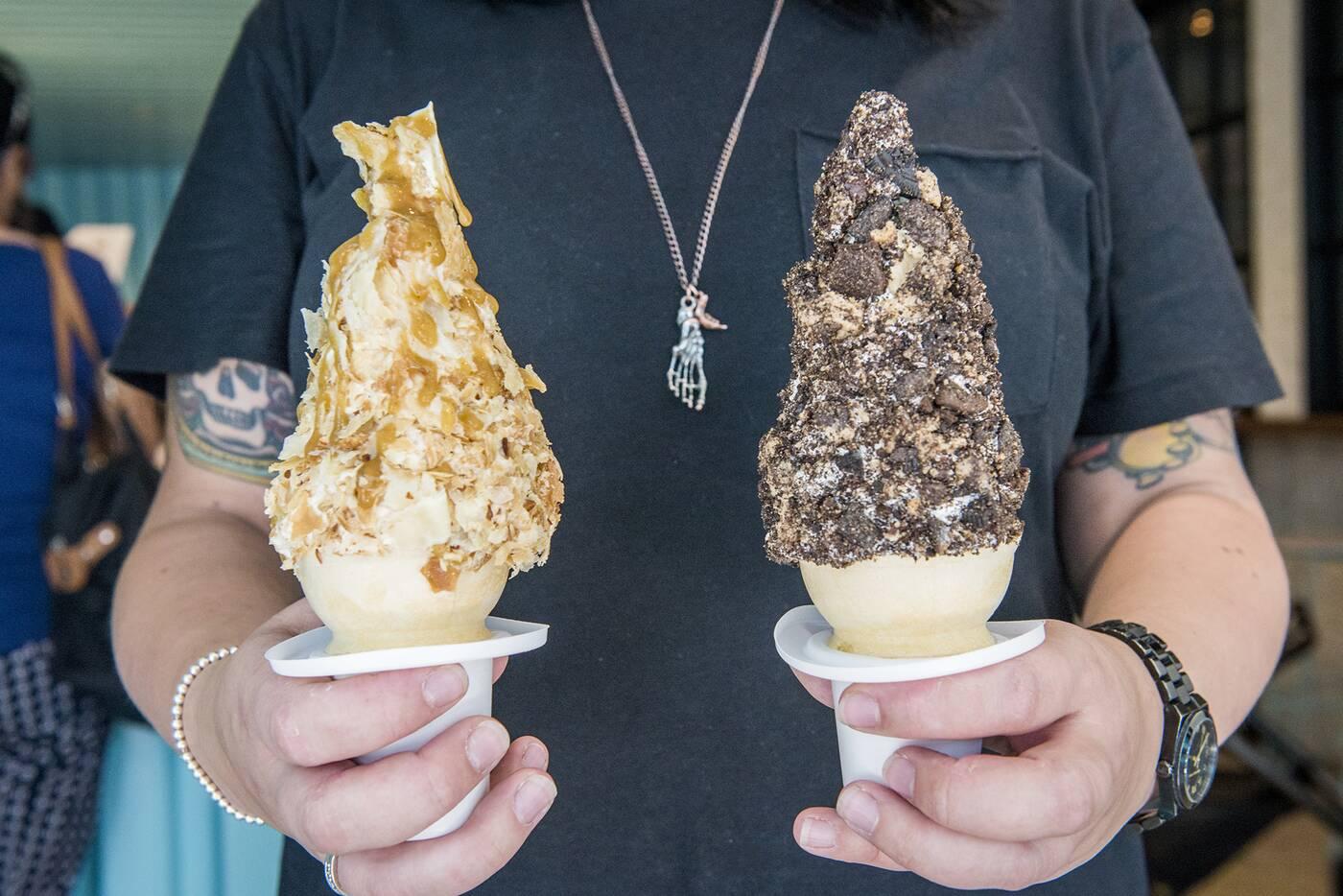 Soft Serve Ice Cream Toronto