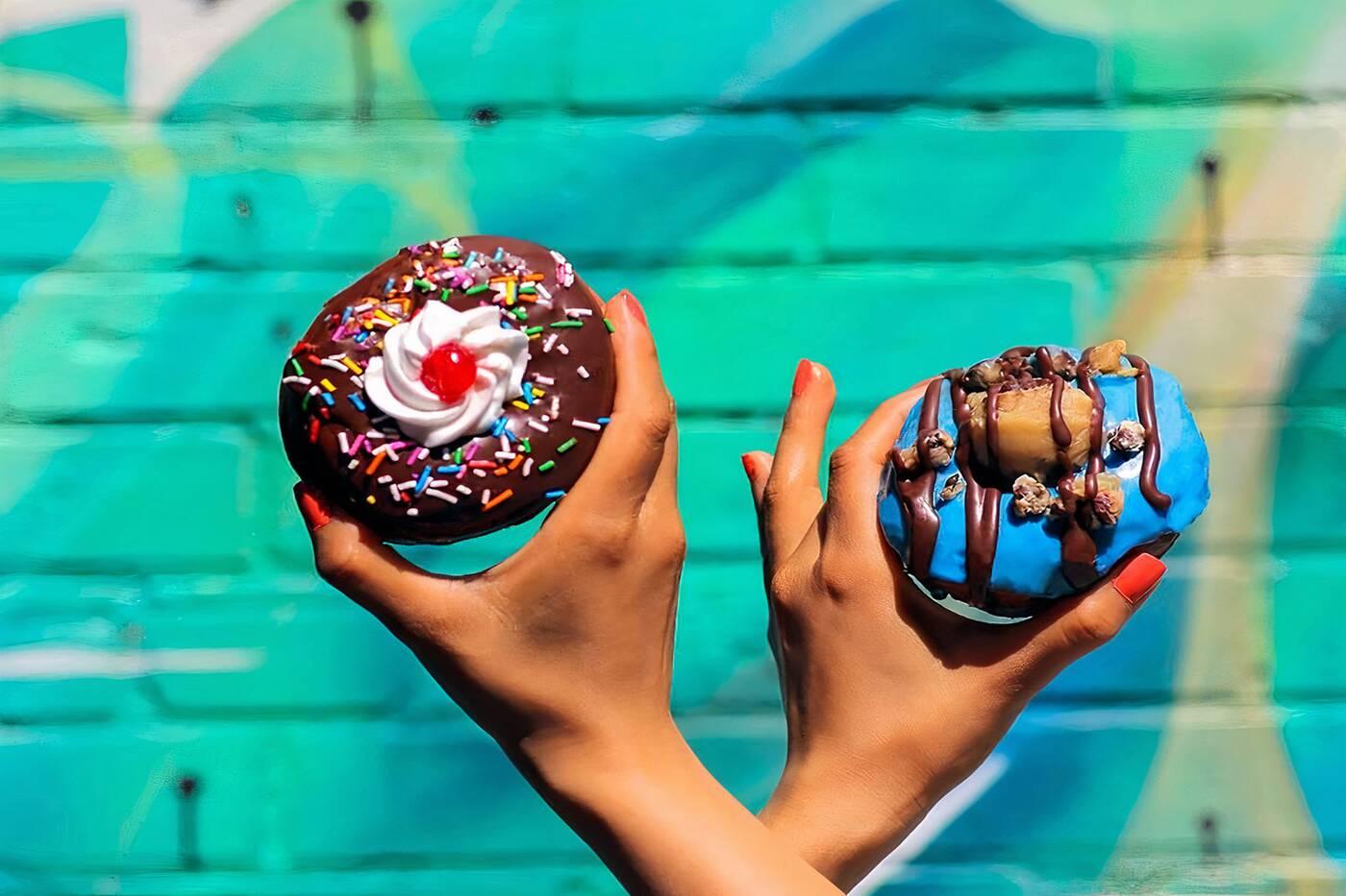 joughnuts doughnuts toronto