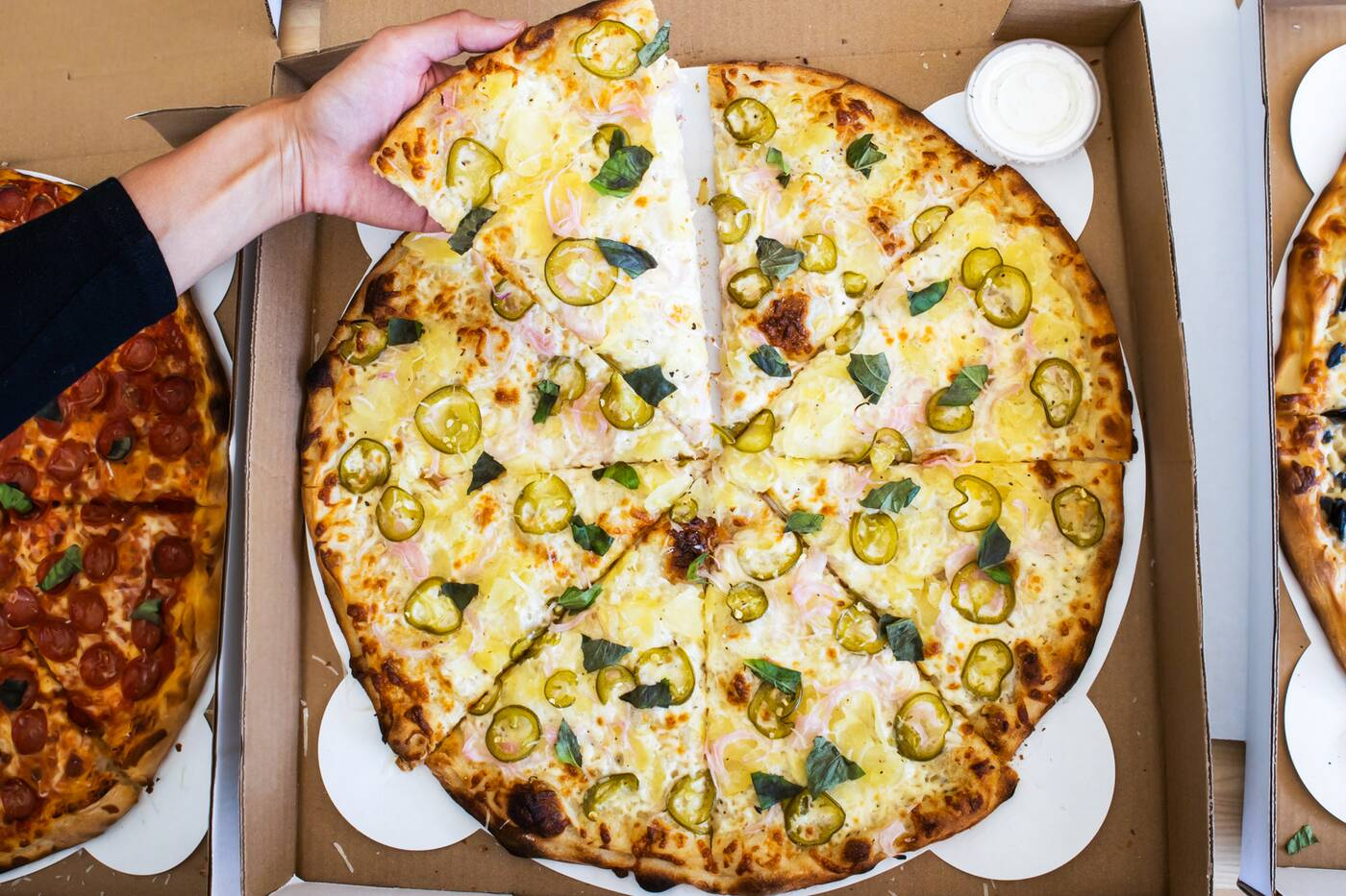 One Night Only Pizza Toronto
