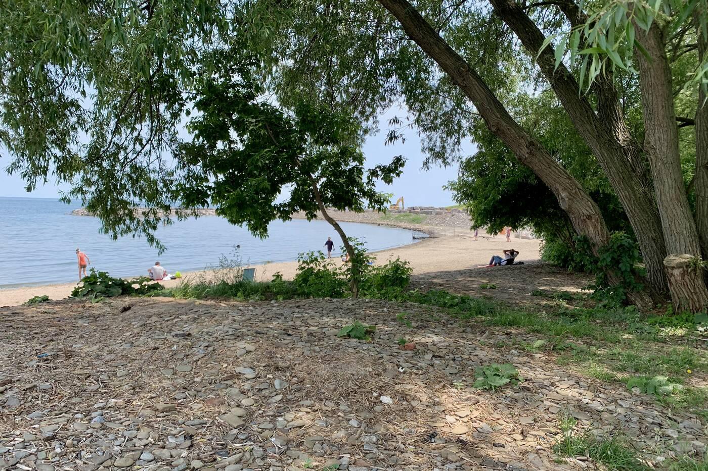 marie curtis beach