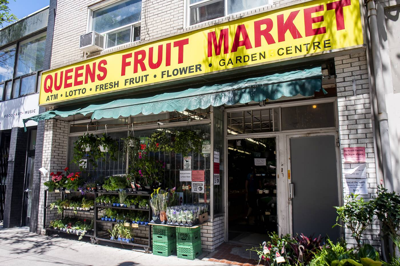 queens fruit market toronto