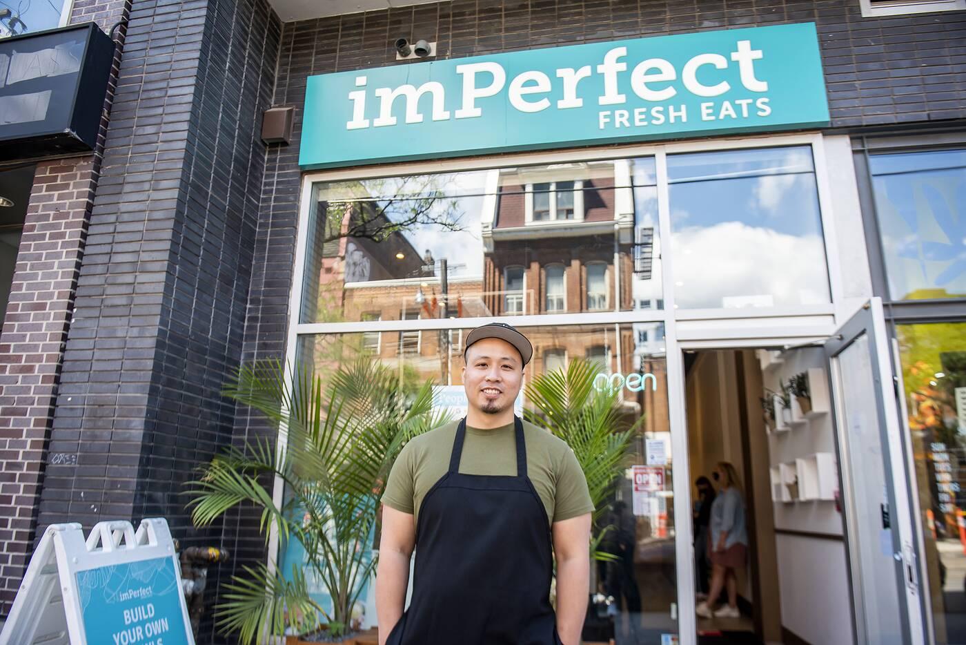 imperfect eats toronto