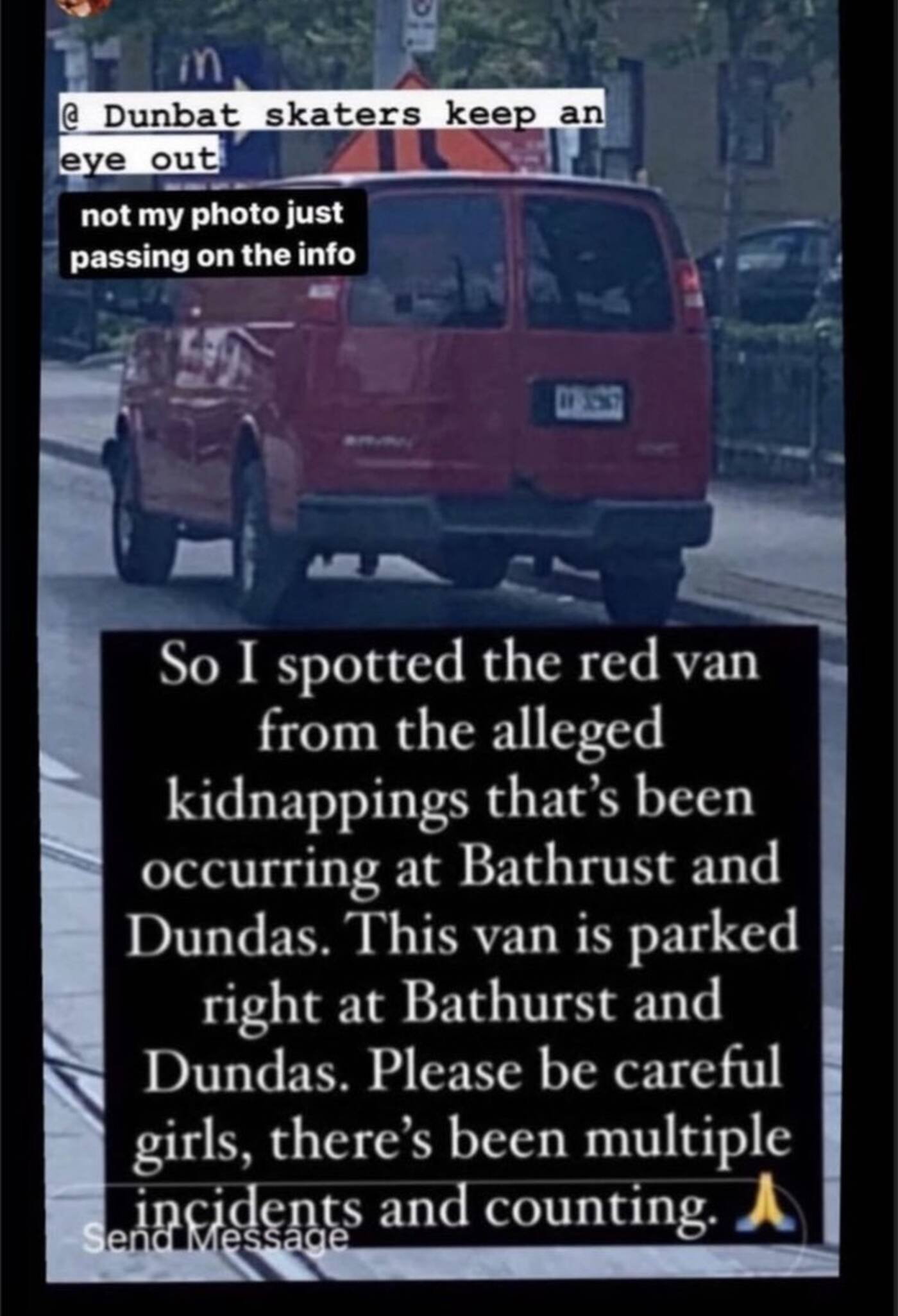 toronto abductions