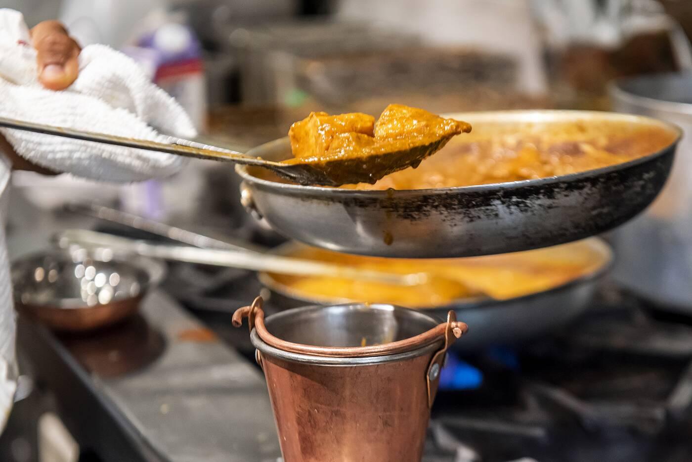curry twist toronto
