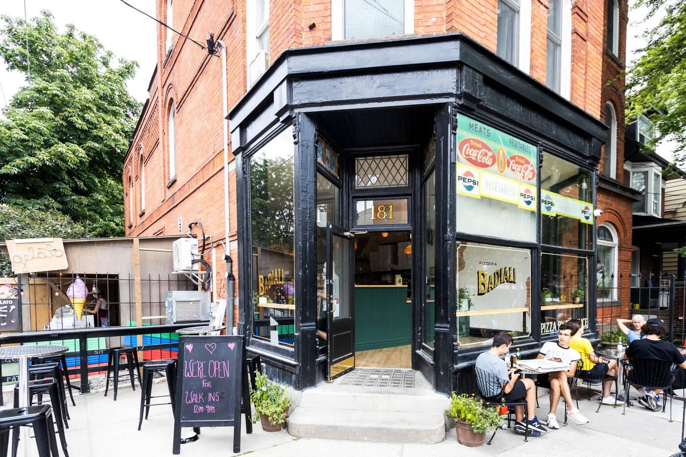 Pizzeria Badiali Toronto