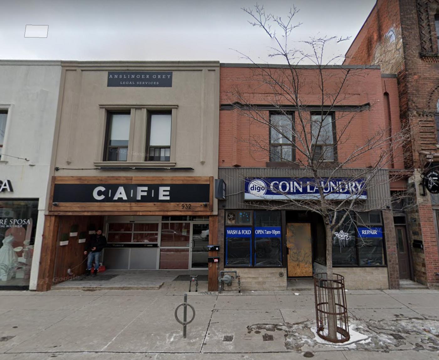 cafe dispensary