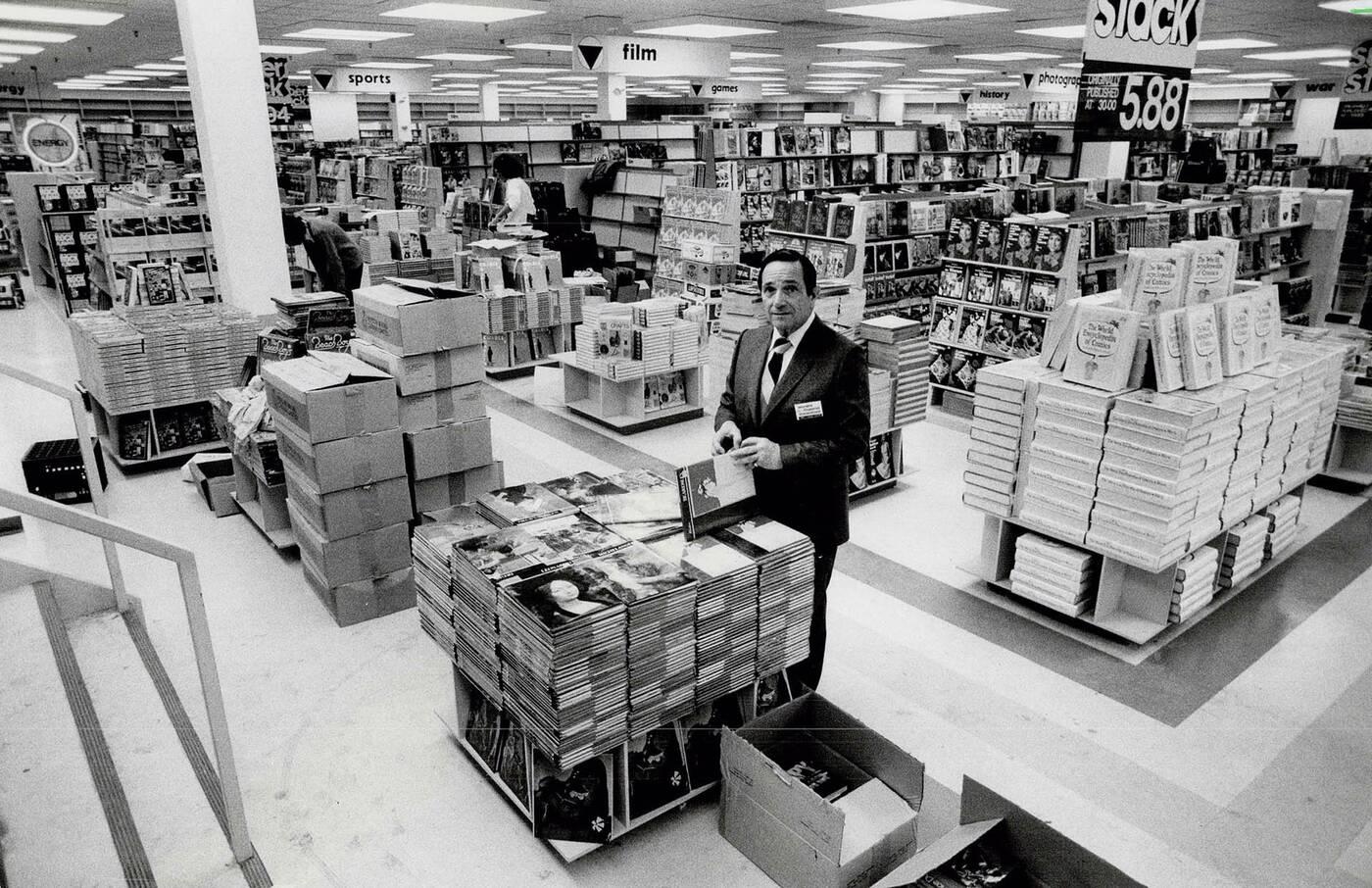 worlds biggest bookstore