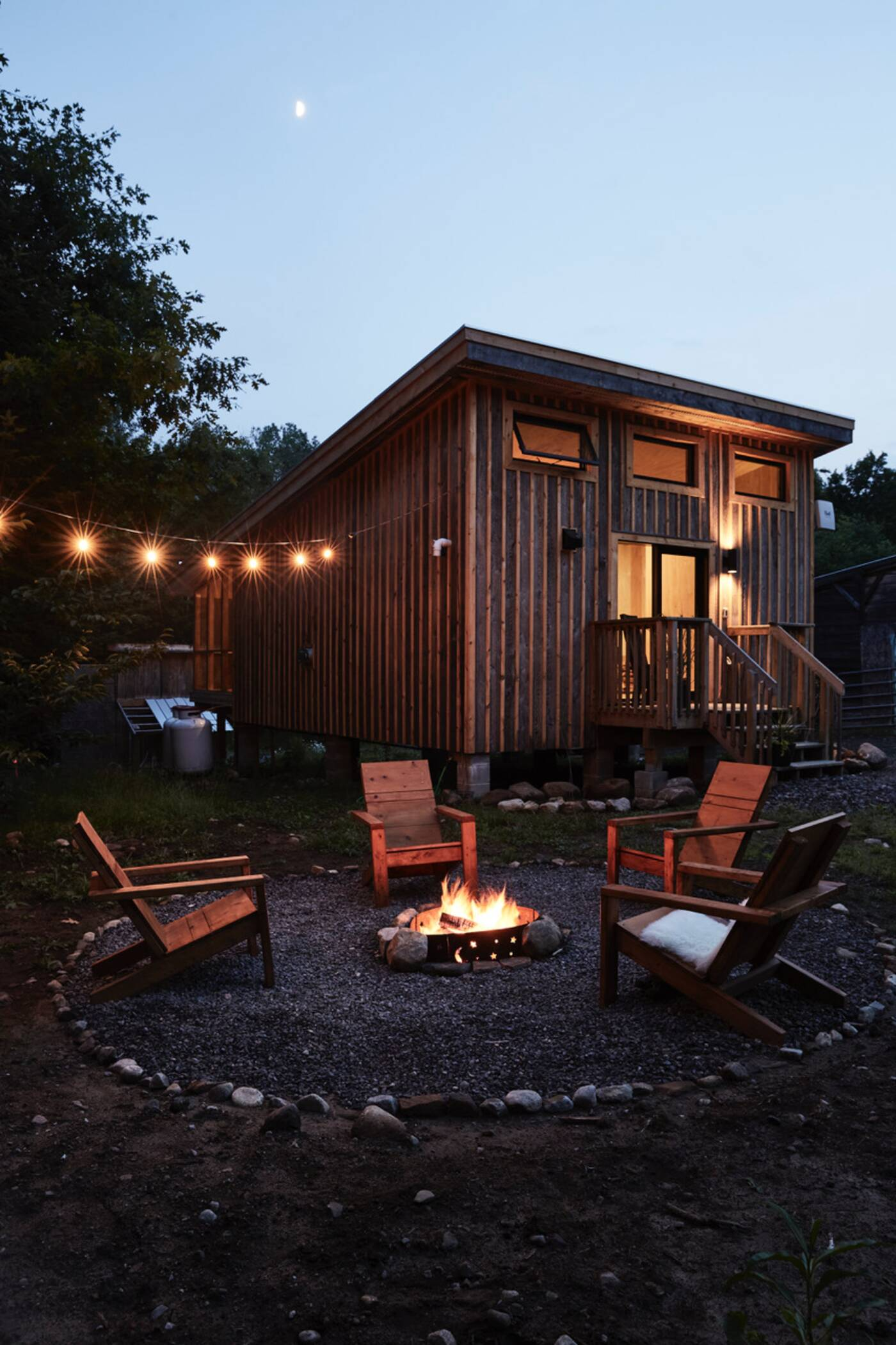 foret cabins ontario