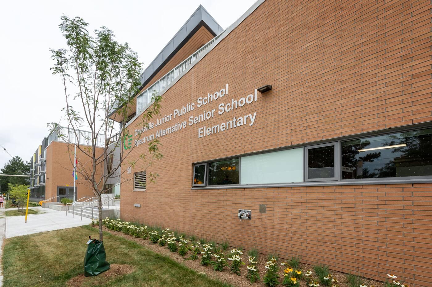 davisville school toronto