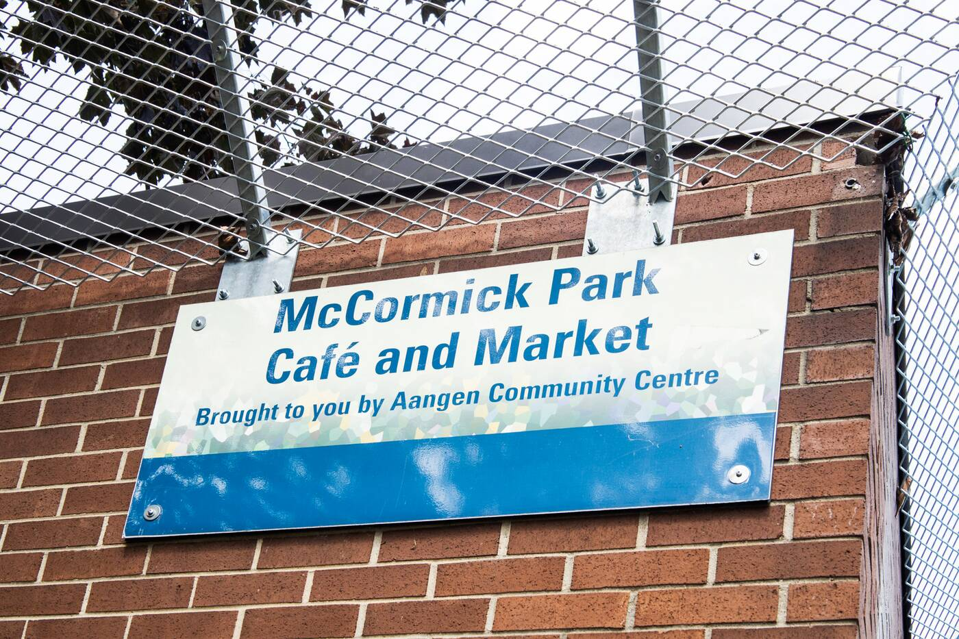 mccormick park cafe toronto