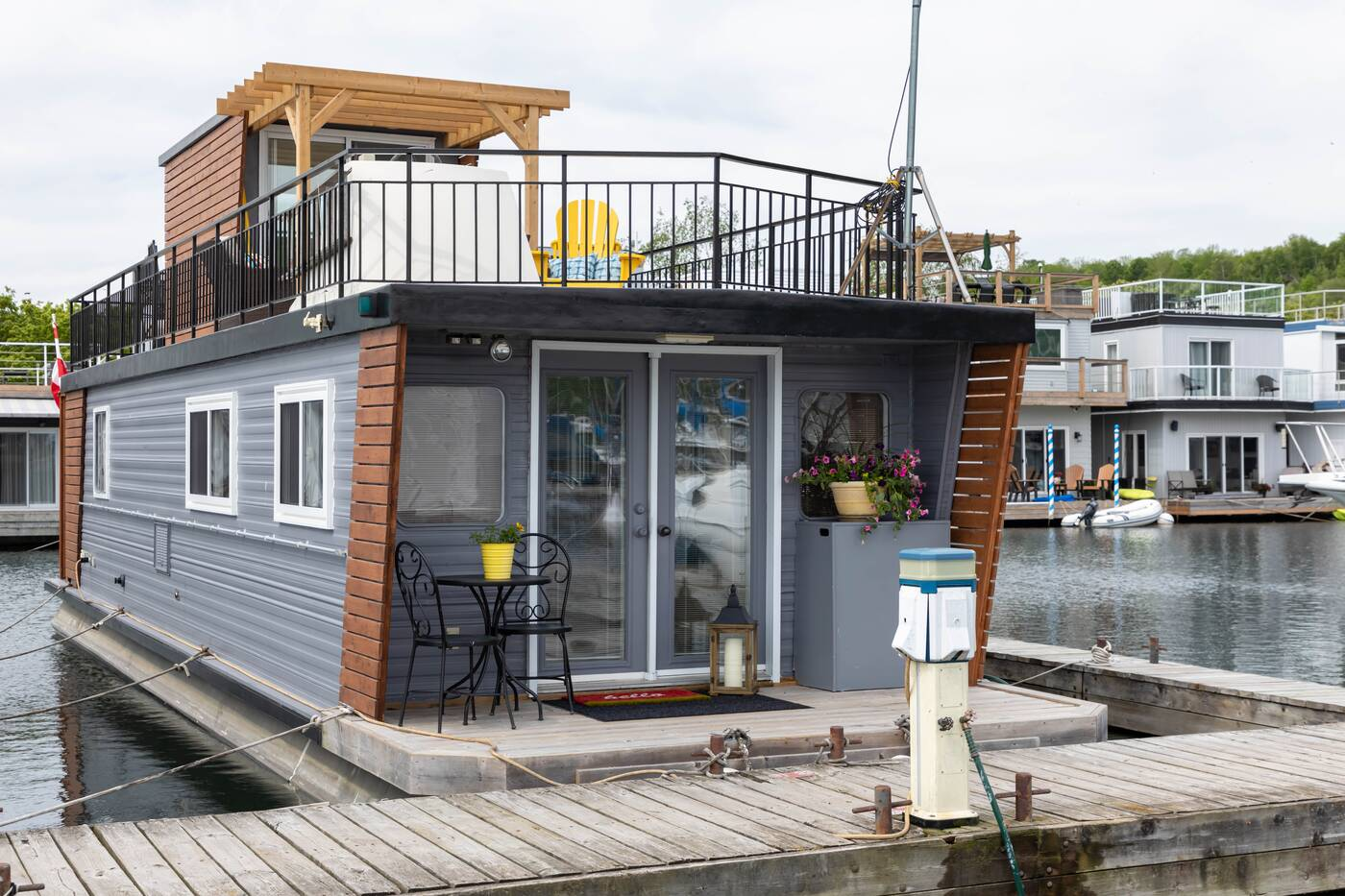 houseboat for sale ontario